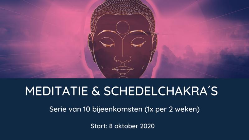 Meditatie Schedel Chakra's Oktober 2020 | Maha Kundalini Tantra