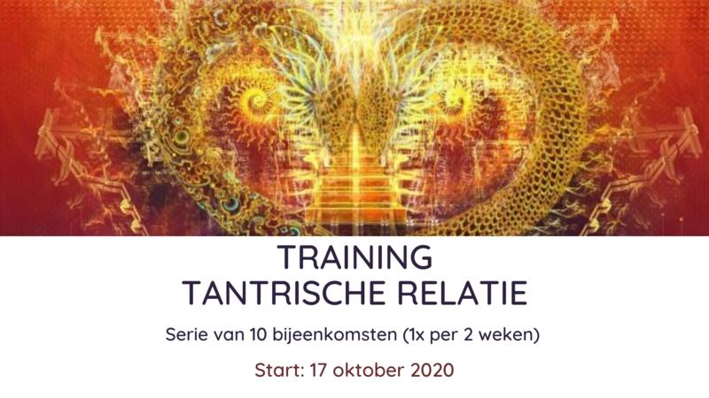 Tantrische Relatie Training Oktober 2020 | Maha Kundalini Tantra