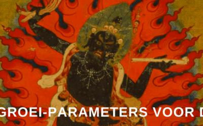 Spirituele groei-parameters voor de Tantrika